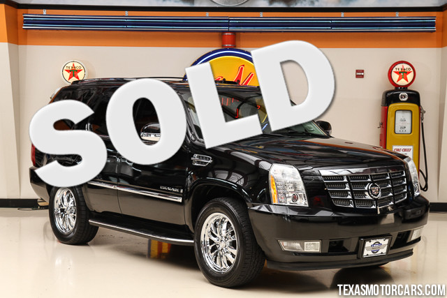 2007 Cadillac Escalade This Clean Carfax 2007 Cadillac Escalade is in great shape with only 92 05
