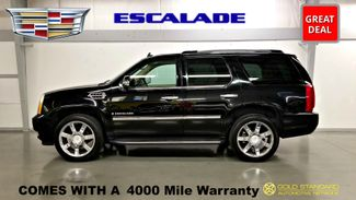 2007 Cadillac Escalade WARRANTY DVD NAVIGATION AWD LUXURY  22 WHEELS SUNROOF LOW PRICE  | Palmetto, FL | EA Motorsports in Palmetto FL