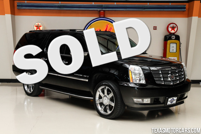 2007 Cadillac Escalade ESV This 2007 Cadillac Escalade ESV is in great shape with only 86 136 mile