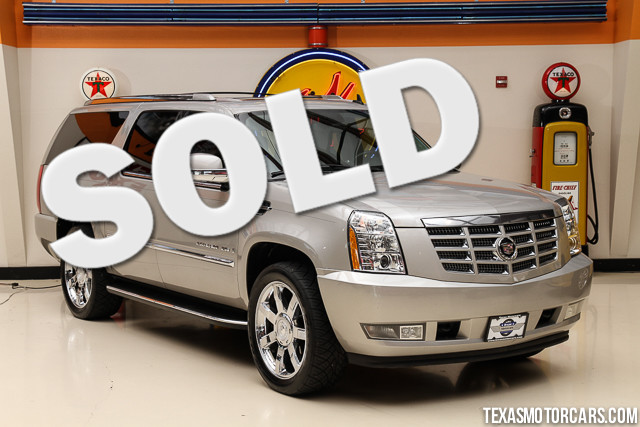 2007 Cadillac Escalade ESV Financing is available with rates as low as 29 wac Get pre-approve