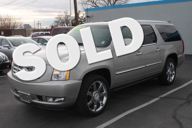 2007 Cadillac Escalade ESV  VIN 1GYFK66897R414236 79k miles  AMFM CD Changer Anti-Theft AC