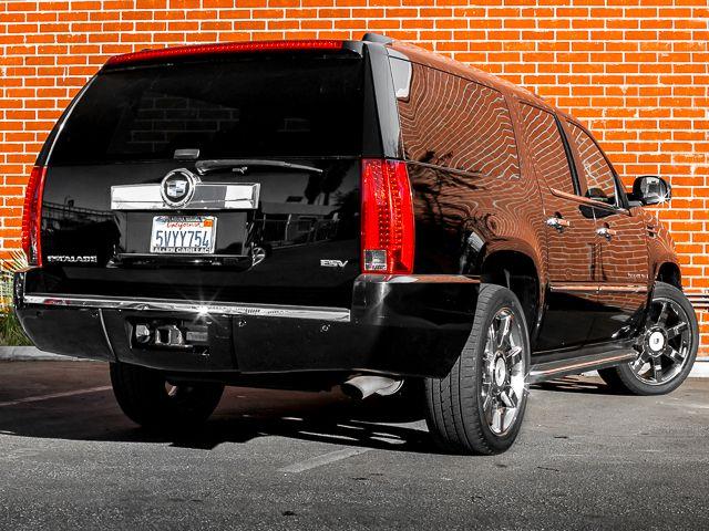 2007 Cadillac Escalade ESV Burbank, CA 5