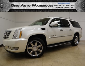 2007 Cadillac Escalade ESV AWD Navi TvDVD Sunroof Cln Carfax We FInance  in  Ohio