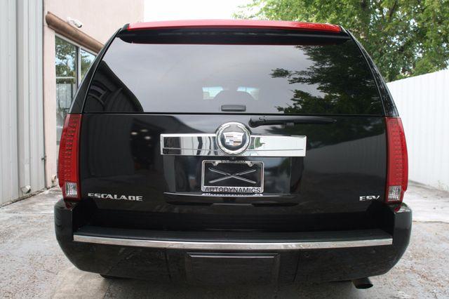 2007 Cadillac Escalade ESV AWD Houston, Texas 4