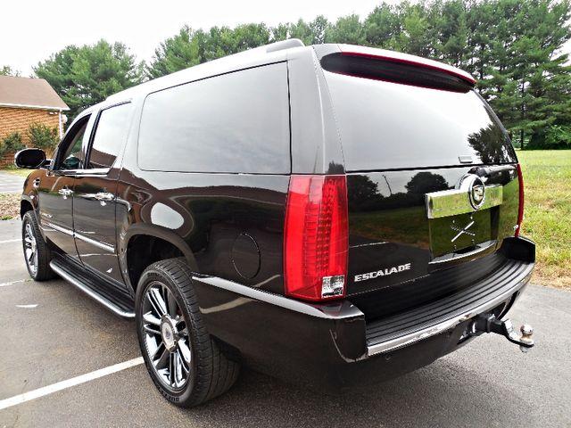 2007 Cadillac Escalade ESV Leesburg, Virginia 3