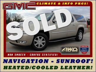 2007 Cadillac Escalade ESV AWD - CLIMATE & INFORMATION PKGS Mooresville , NC