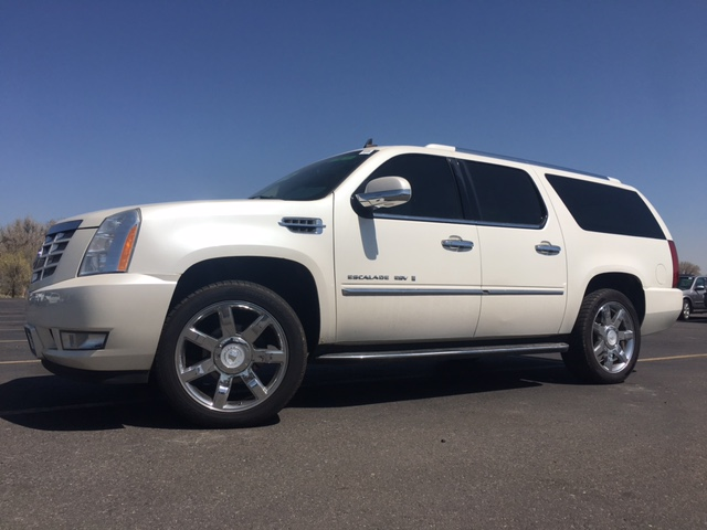 2007 Cadillac Escalade ESV   Fultons Used Cars Inc  in , Colorado