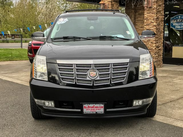 2007 Cadillac Escalade EXT AWD The CARFAX Buy Back Guarantee that comes with this vehicle means th