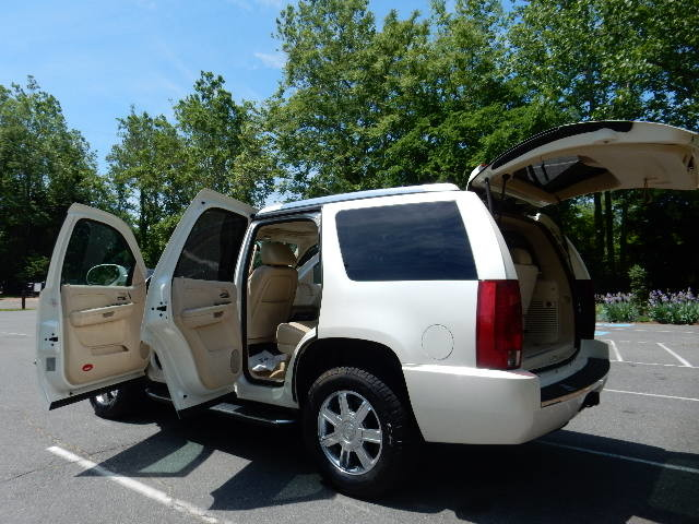 2007 Cadillac Escalade AWD 3RD ROW SEAT Leesburg, Virginia 12