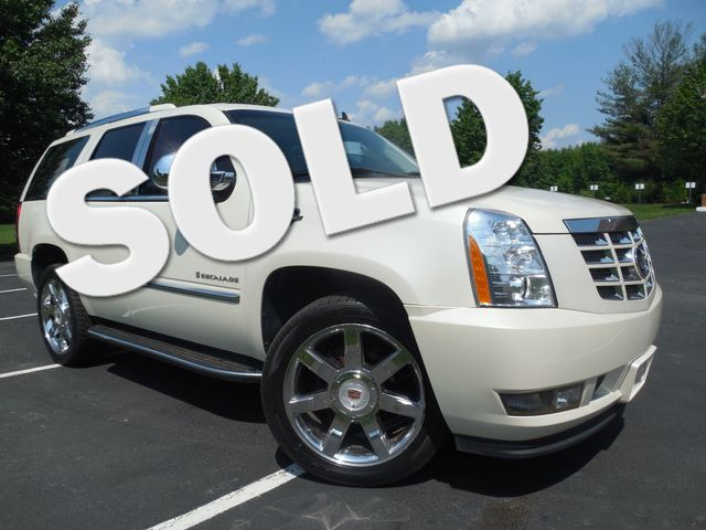 2007 Cadillac Escalade LUXURY Leesburg, Virginia 0