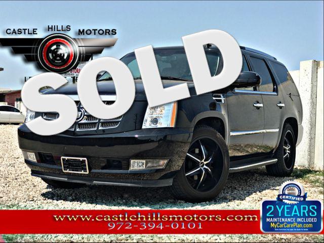 2007 Cadillac Escalade Base | Lewisville, Texas | Castle Hills Motors in Lewisville Texas