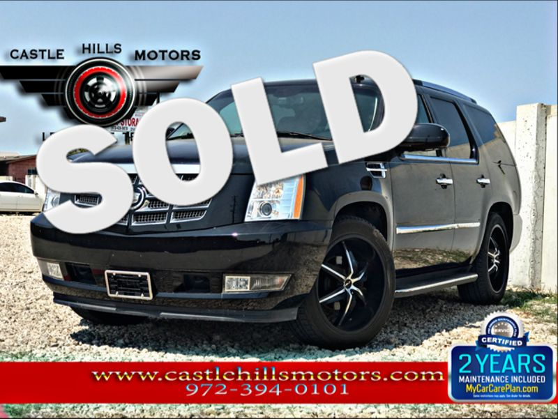 2007 Cadillac Escalade Base | Lewisville, Texas | Castle Hills Motors in Lewisville Texas