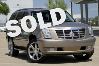 "2007 Cadillac Escalade AWD * 22"" Chromes * SUNROOF * Quads * CAMERA *Bose Plano, Texas"