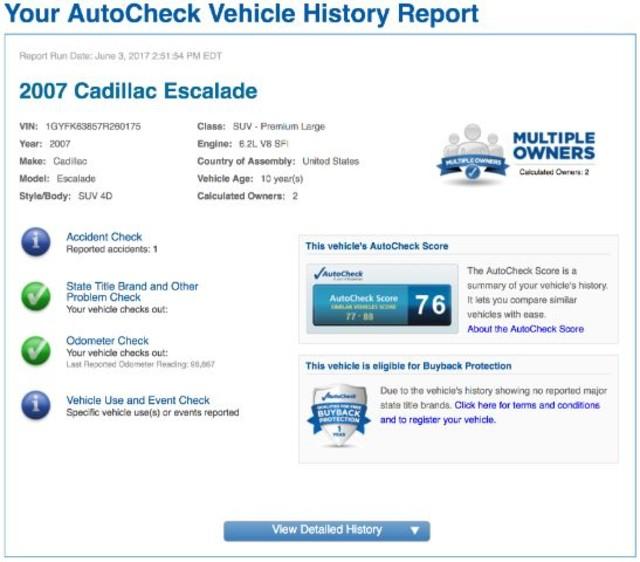 2007 Cadillac Escalade AWD San Antonio , Texas 10
