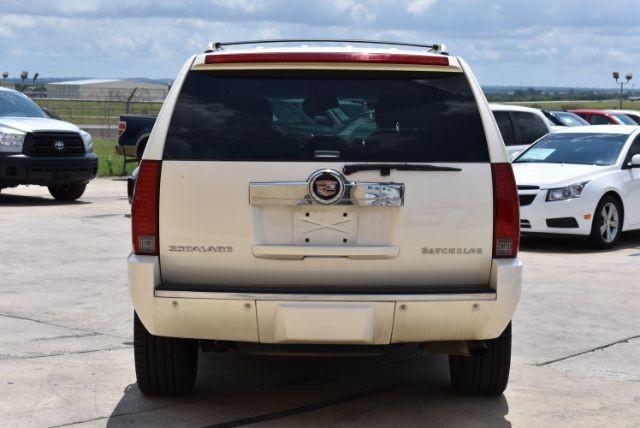 2007 Cadillac Escalade AWD San Antonio , Texas 5