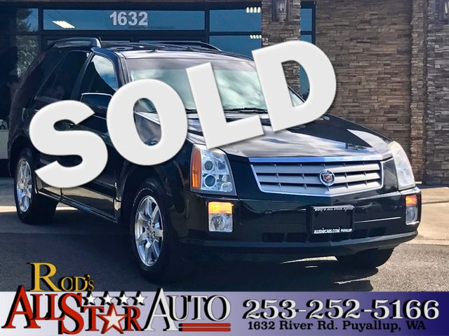 2007 Cadillac SRX The CARFAX Buy Back Guarantee that comes with this vehicle means that you can bu