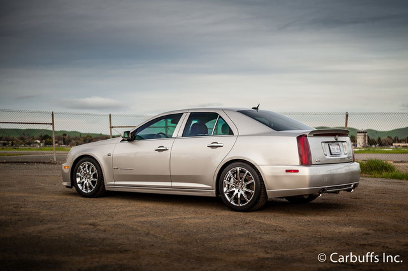 2007 cadillac sts v concord ca carbuffs concord ca 94520. Black Bedroom Furniture Sets. Home Design Ideas