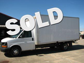 2007 Chevrolet 3500 Express Cutaway Cargo Van | Greenville, TX | Barrow Motors in Greenville TX