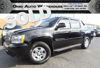 2007 Chevrolet Avalanche LT 4x4 Leather Sunroof We Finance | Canton, Ohio | Ohio Auto Warehouse LLC in  Ohio