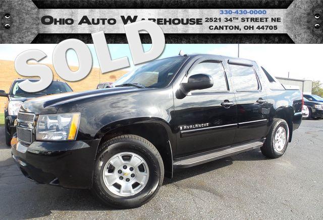 2007 Chevrolet Avalanche LT 4x4 Leather Sunroof We Finance | Canton, Ohio | Ohio Auto Warehouse LLC in Canton Ohio
