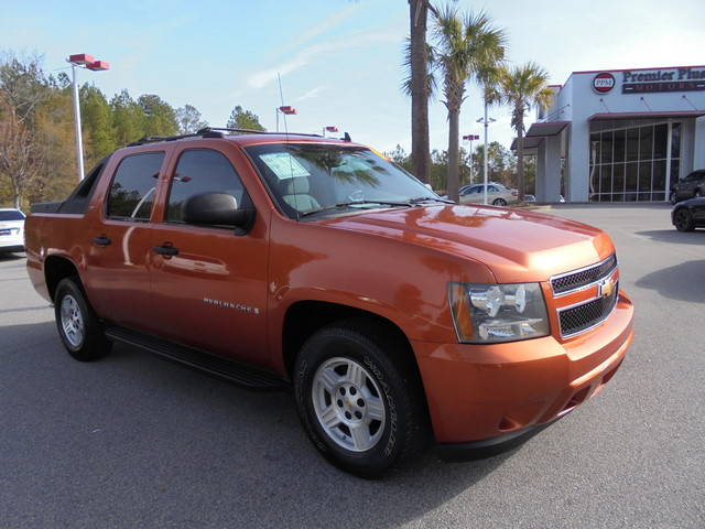 2007 Chevrolet Avalanche LS DISCLOSURE Internet pricing is subject to change daily It is a BUY-O