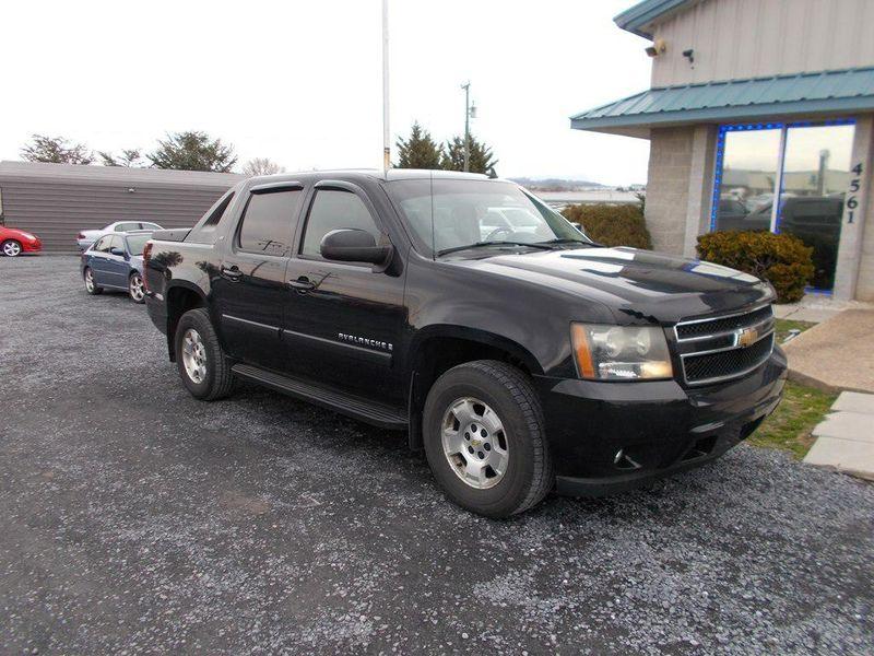 2007 Chevrolet Avalanche LT w/2LT | Harrisonburg, VA | Armstrong's Auto Sales in Harrisonburg VA
