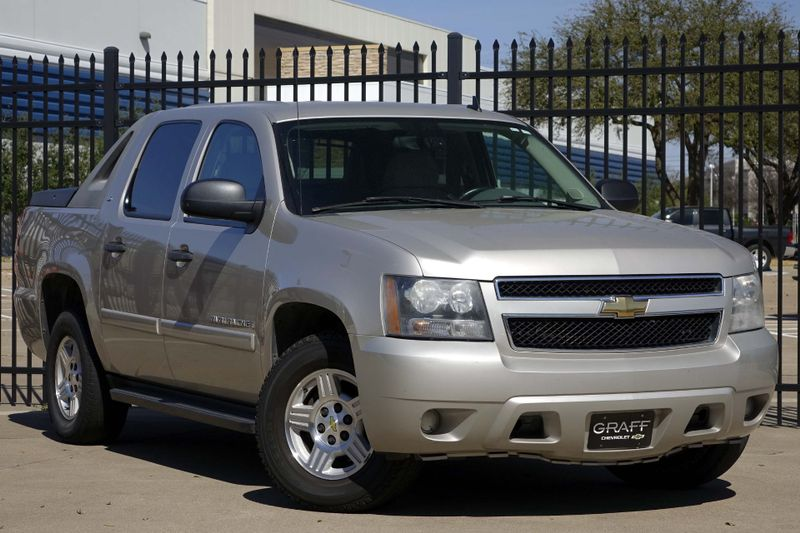 2007 Chevrolet Avalanche LS* EZ Finance** | Plano, TX | Carrick's Autos in Plano TX