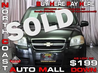 2007 Chevrolet Aveo LS Akron, Ohio