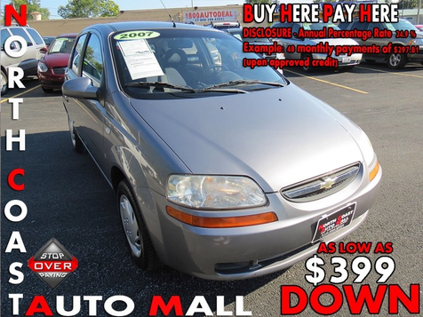 2007 Chevrolet Aveo LS in Bedford, Ohio