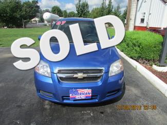 2007 Chevrolet Aveo LS Fremont, Ohio