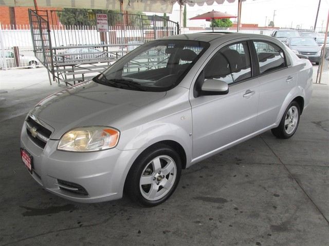 2007 Chevrolet Aveo LT Please call or e-mail to check availability All of our vehicles are avai
