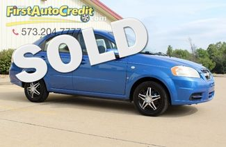 2007 Chevrolet Aveo LS | Jackson , MO | First Auto Credit in  MO