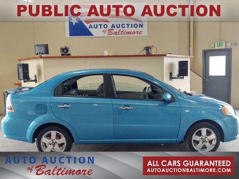 2007 Chevrolet Aveo LT | JOPPA, MD | Auto Auction of Baltimore  in JOPPA, MD