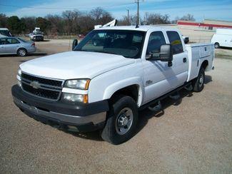 2007 Chevrolet C3500 SRW 4X4 Diesel Utility Bed Waco, Texas