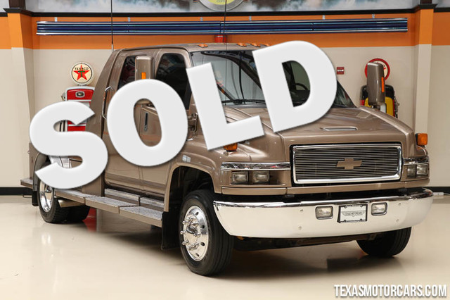 2007 Chevrolet CC4500 Financing is available with rates as low as 29 wac Get pre-approved in