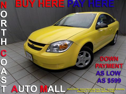 2007 Chevrolet Cobalt LS As low as $599 DOWN in Cleveland, Ohio