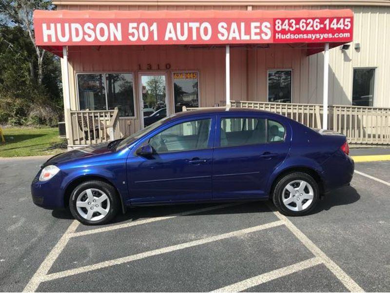 2007 Chevrolet Cobalt LT | Myrtle Beach, South Carolina | Hudson Auto Sales in Myrtle Beach South Carolina