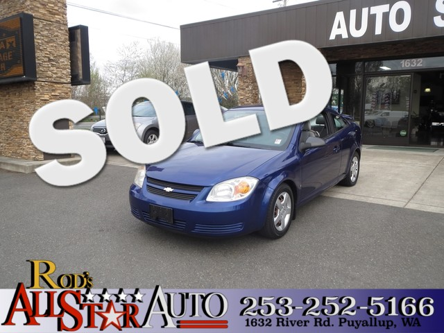 2007 Chevrolet Cobalt LS The CARFAX Buy Back Guarantee that comes with this vehicle means that you