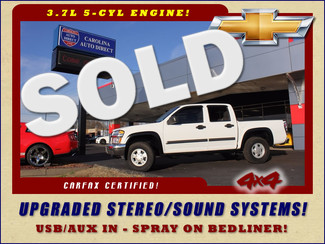2007 Chevrolet Colorado LT w/1LT Crew Cab 4x4 Mooresville , NC