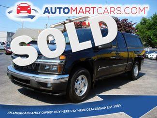 2007 Chevrolet Colorado LT w/1LT | Nashville, Tennessee | Auto Mart Used Cars Inc. in Nashville Tennessee