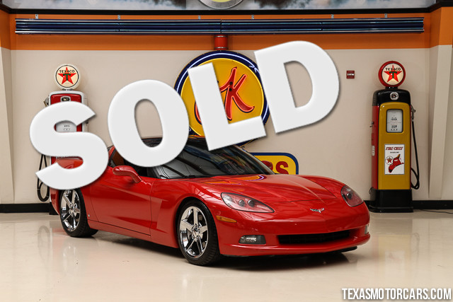 2007 Chevrolet Corvette This 2007 Chevrolet Corvette is in great shape with only 81 826 miles Th