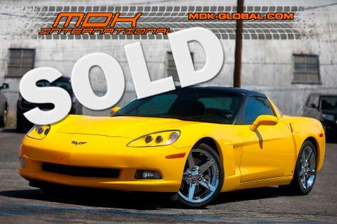 2007 Chevrolet Corvette - Z51 - Navigation - 2 tops  in Los Angeles
