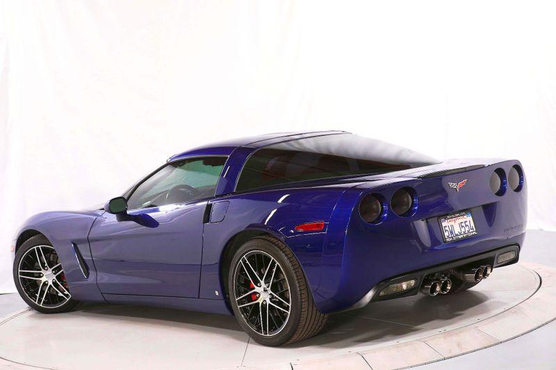 2007 Chevrolet Corvette - Manual - cat-back exhaust  city California  MDK International  in Los Angeles, California