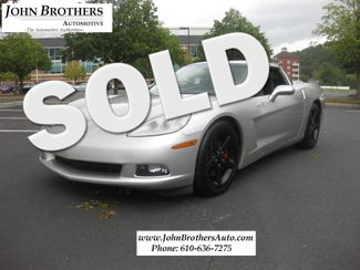 2007 Sold Chevrolet Corvette Conshohocken, Pennsylvania 0