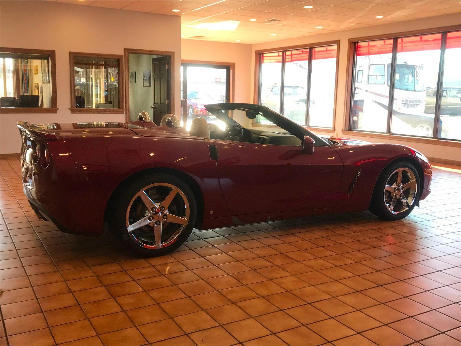 2007 Chevrolet Corvette Convertible St Charles Missouri