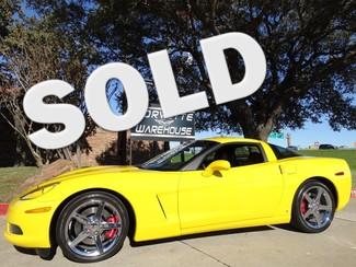 2007 Chevrolet Corvette Coupe 3LT,Z51, NAV, TT Seats, Chromes, Only 9k! Dallas, Texas