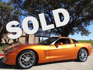 2007 Chevrolet Corvette Coupe 3LT, Z51, NAV, Spyder Chromes, 64k! Dallas, Texas