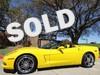 2007 Chevrolet Corvette Convertible 3LT, Z51, NAV, Auto, Z06 Chromes! Dallas, Texas