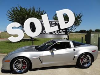 2007 Chevrolet Corvette Z06 Hartop 2LZ, NAV, Chromes, Only 11k! Dallas, Texas