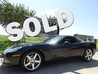 2007 Chevrolet Corvette Coupe 3LT, Corsa, Chromes, Auto, Only 47k! Dallas, Texas